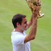 The 131st Championships Wimbledon 2017 - Roger Federer (Sui)