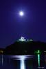 Harvest moon and Inuyama castle (稲垣一志) Tags: aichipref inuyamacastle inuyamacity japan castle chushunomeigetsu harvestmoon moon nationaltreasure お城 中秋の名月 国宝 愛知県 日本 月 犬山城 犬山市