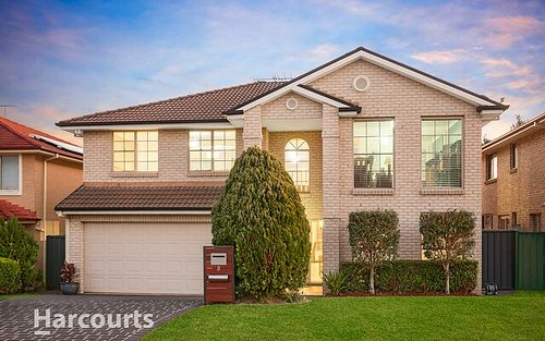 8 Weeroona Place, Rouse Hill NSW