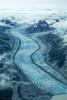 Double Glacier (cheryl strahl) Tags: alaska aleutianmountains doubleglacier glacialmilklake volcano redoubtvolcano droh dailyrayofhope