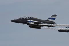 2017-07-17-007FD HW-341 (BringBackEGDG) Tags: raf fairford riat bae hawk mk51 finnishairforce midnighthawks hw341