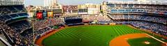 New Yankee Stadium Panoramic; Bronx, New York (hogophotoNY) Tags: cameraphone nokia808 nokia panorama panoramic pano hogophoto usa thebronx bronx ny us newyankeestadium yankeestadium yankees goyankees newyorkyankees stadium