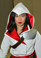 Assassins Creed Closeup (Mike Rogers Pix) Tags: nycc newyorkcomiccon ssassinscreed cosplay