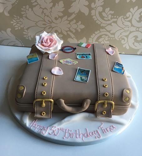 Suitcase - Band B