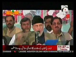 Punjabi tota - Tahir ul Qadri