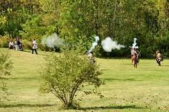 DSC_4989 (Mark Morello) Tags: rogersisland fortedward newyork frenchandindian encampment battle majrobertrogers british french indians usa