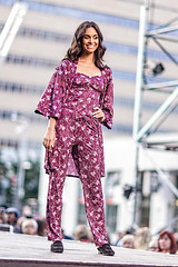 A55T2704 (Nick Kozub) Tags: festival mode design fashion montreal runway stage look woman vogue chic evening style beige michèle adrienne canon summer downtown photography day three 2017 1d x ef 85 f12 ii l usm