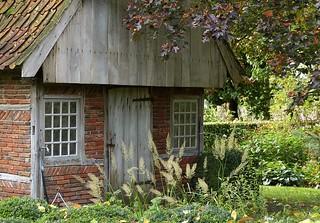 In the gardens of Rosenhaege