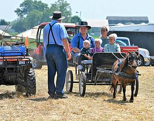 Amish Heritage Center Steam Festival