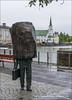 Monumento al burócrata desconocido, Reykjavík