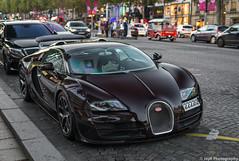 Bugatti Veyron Grandsport Vitesse (JayRao) Tags: hypercar nikon d610 nikkor fx jayr luxury bespoke paris france champselysées w16 bugatti veyron grandsport vitesse mercedes benz s63 amg