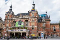 Leidsetuin Amsterdam (Stauromel) Tags: 2017 holanda leidsetuin amsterdam arquitectura alquimiadigital stauromel skyline street fuji fujixt2