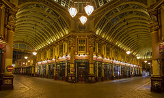 Leadenhall Market London (babell4321) Tags: leadenhallmarket market beverleybell canon canoneos700d night lights nighttime cobbled hall london weekendaway holiday england nightshot architecture londonarchitecture buildings recent explore pizzaexpress shops greatbritain city londonbuildings