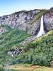 Rjoandefossen (mariano iannuzzi) Tags: noruega portrait niksoftware nature water waterfalls norway green rjoandefossen gnd flåm filter sognogfjordane no