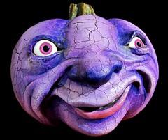 Happy Jack! (Bennilover) Tags: jackolantern pumpkins artist vergielightfoot creative imagination craft rogersgardens halloween october decorations sculptures crafts sculpture magicandmayhem explore