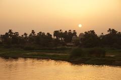 DSC06905 (Jordi Beitia) Tags: egypt nile sunset