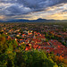 Ljubljana Sunset, Slovenia