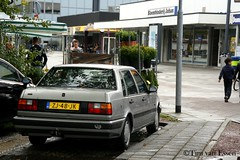 Volvo 460 - 1991 (timvanessen) Tags: zj48jk gle automatic automaat aut