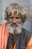 Sadhu in Pushkar (Rolandito.) Tags: asia indie northern north rajasthan indien portrait pushkar man sadhu