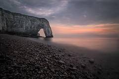 L'arche (ForgottenMelodies) Tags: etretat france normandie k3 landscape longexposureexposure mer ocean paysage pentax poselongue sea seascape sunset forgottenmelodies nicolasauvinet
