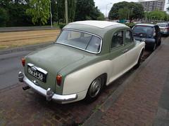 1960 Rover 100 (Skitmeister) Tags: dm6950 carspot car auto pkw holland nederland niederlande netherlands skitmeister 2017