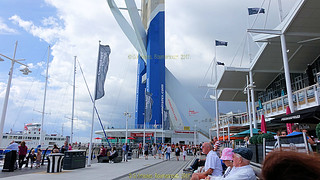 Gunwharf Quay next to Portsmouth Historic Dockyard, Victory Gate, HM Naval Base, Portsmouth PO1 3LJ,  England.