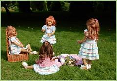 Das war ein schöner Tag ... (Kindergartenkinder) Tags: grugapark essen gruga nrw kindergartenkinder annette himstedt dolls sanrike garten park annemoni milina tivi