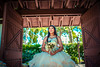 Quinceanera at The Gateway (RickCaldera) Tags: events garden gateway quince portrait gardens quinceanera