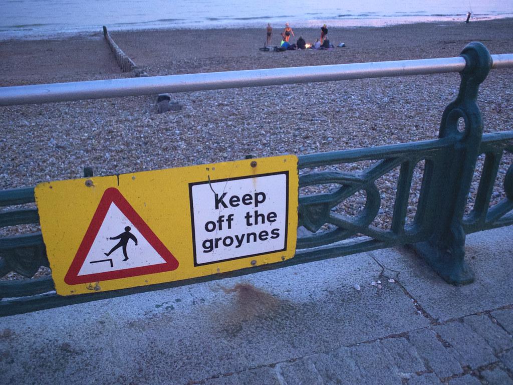Groynes