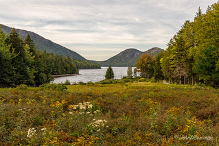 Nearing Day's End - Acadia NP