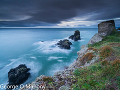 Bunmahon LE 1- Explored (George O Mahony) Tags: longexposure beach sky water ireland waterford explore explored