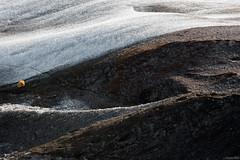 Ice on the Rocks / Shapes - Iceland (Toine B.) Tags: ice rocks glacier svínafellsjökull iceland islande shapes nikon d750 sigma 70200