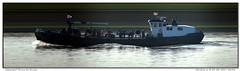 Hendrik sr (Morthole) Tags: slitscan ship boat schip boot barge binnenvaart schiff rheinschiff hendriksr liquidbarge tanker