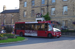 IMGP4542 (Steve Guess) Tags: derbyshire peak district england gb uk bus tmtravel optare solo bakewell