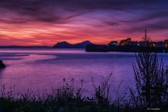 Castro al amanecer (Carpetovetón) Tags: amanecer agua playa mar marina marcantábrico largaexposición nikond610 castrourdiales cantabria españa nikon50f18