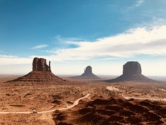 Monument Valley (Seb770) Tags: panorama beau iphone arizona awesome amazing bleu blue paysages landscape joli beautiful monumentvalley usa amérique