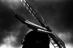 Sky over Holgate Windmill