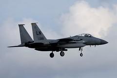 84-0019  DSC_9293 (sauliusjulius) Tags: 840019 mcdonnell douglas f15c eagle usaf united states air force cn 929c322 bap baltic policing quick reaction alert qra lithuania siauliai sqq eysa