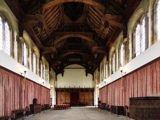 The Great Hall at Eltham Palace