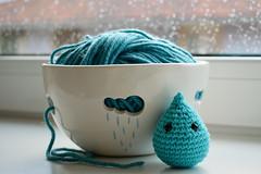 Tardes de lluvia y lana (idoiavillú) Tags: ganchillo crochet