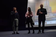 Arnaldo Casali e Nav Ghotra e Michele Castellani