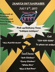 Jamaica Day Fundraiser