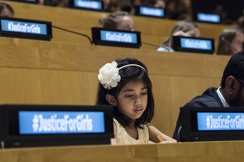 Special Event Marking International Day of Girl Child