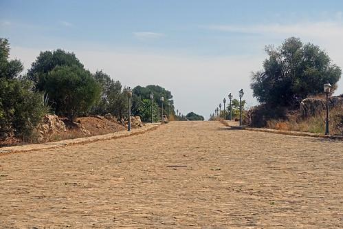 Cava di Cusa Road
