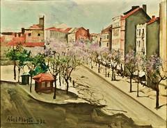 R.D. Carlos I (1932) - Abel Manta (1888-1982) (pedrosimoes7) Tags: abelmanta centrodeartemanueldebrito camb paláciodosanjos algés portugal art painting ✩ecoledesbeauxarts✩