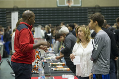 College of DuPage Hosts 36th Annual College Fair 2017 29 (COD Newsroom) Tags: collegefair colleges universities higher education highschool junior seniors search academics glenellyn illinois collegeofdupage admissionsandoutreach admissions financialaid physicaleducationcenter pearena district502 applications presentations students parents diversity