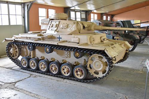 Panzer III Ausf. J '24'
