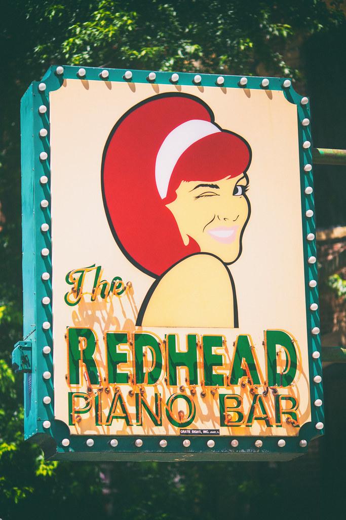 The redhead restaurante bar chicago usa