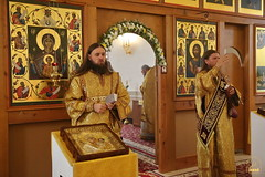 34. 10-летие закладки храма в Адамовке