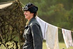 DSC_6194 (Mark Morello) Tags: collingsfoundation hudsonma battlefortheairfield encampment reenactment wwii worldwar2 german american british russian at6 pt17 texan stearman tanks german88 battle hudson massachusetts usa